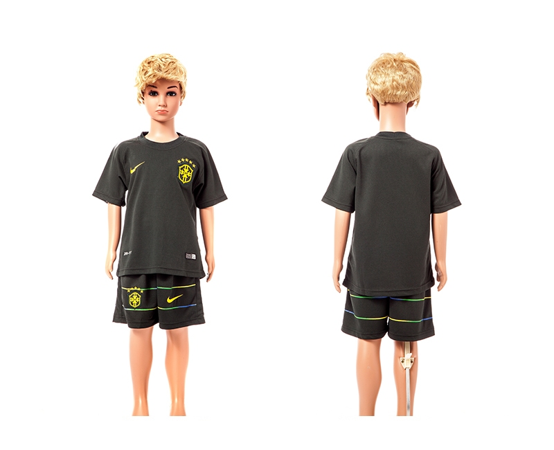 Brazil 2014 World Cup Third Away Youth Jerseys