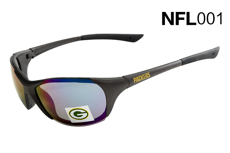 Green Bay Packers Polarized Sport Sunglasses001