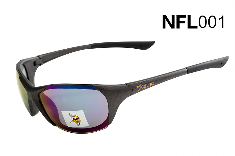 Minnesota Vikings Polarized Sport Sunglasses001