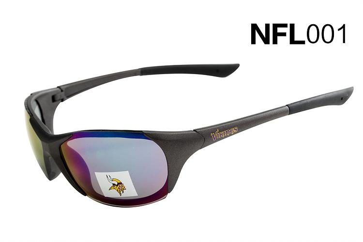 Minnesota Vikings Polarized Sport Sunglasses001
