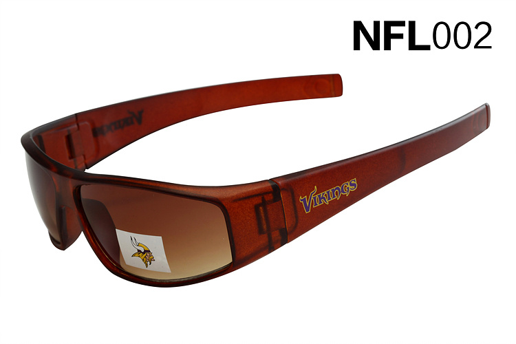 Minnesota Vikings Polarized Sport Sunglasses002