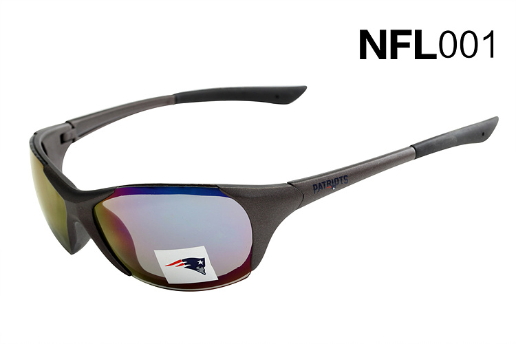 New England Patriots Polarized Sport Sunglasses001