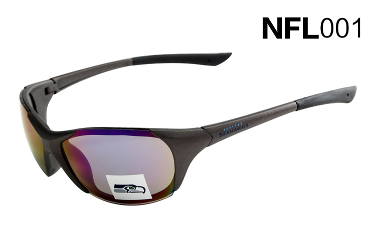 Seattle Seahawks Polarized Sport Sunglasses001