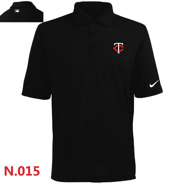 Nike Twins Black Polo Shirt