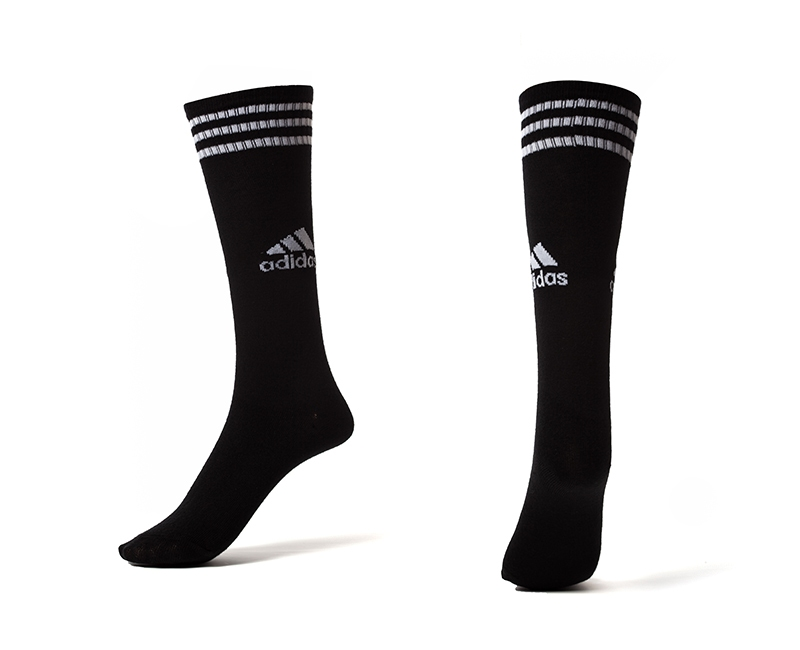 Adidas Black Youth Soccer Socks