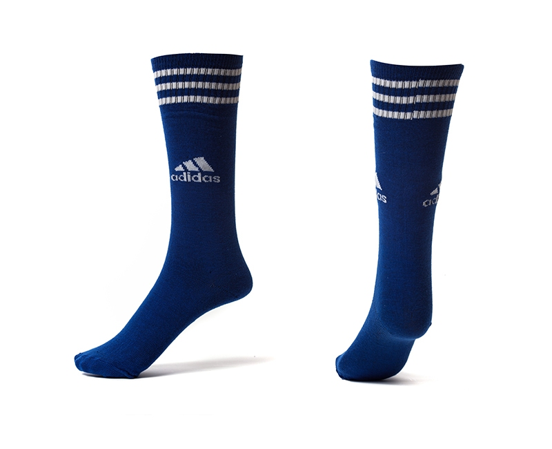 Adidas Blue Youth Soccer Socks