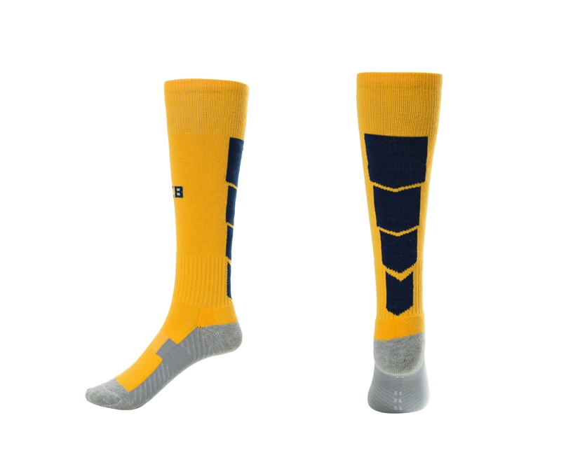 Barcelona Away Youth Soccer Socks