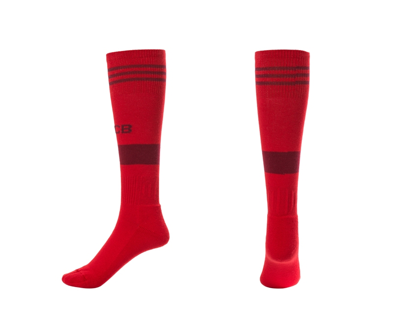 Bayern Munchen Home Youth Soccer Socks
