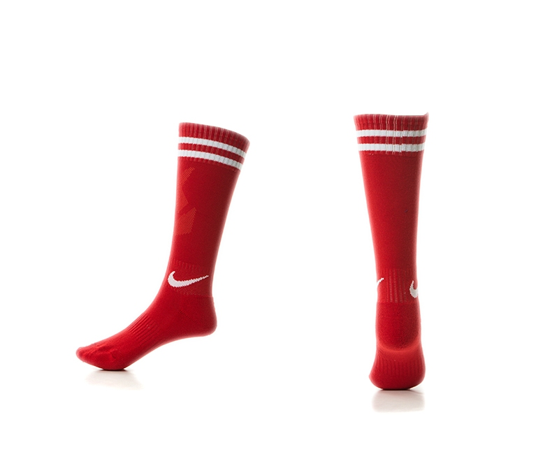 Nike Red Youth Soccer Socks