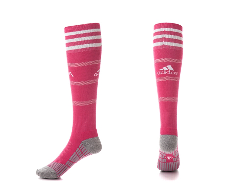 Real Madrid Away Youth Soccer Socks02