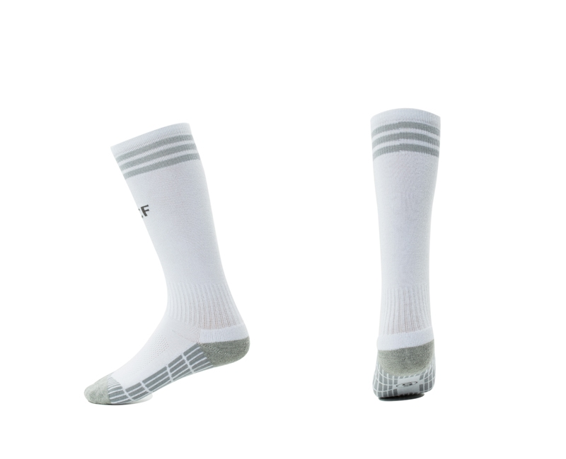 Real Madrid Home Youth Soccer Socks