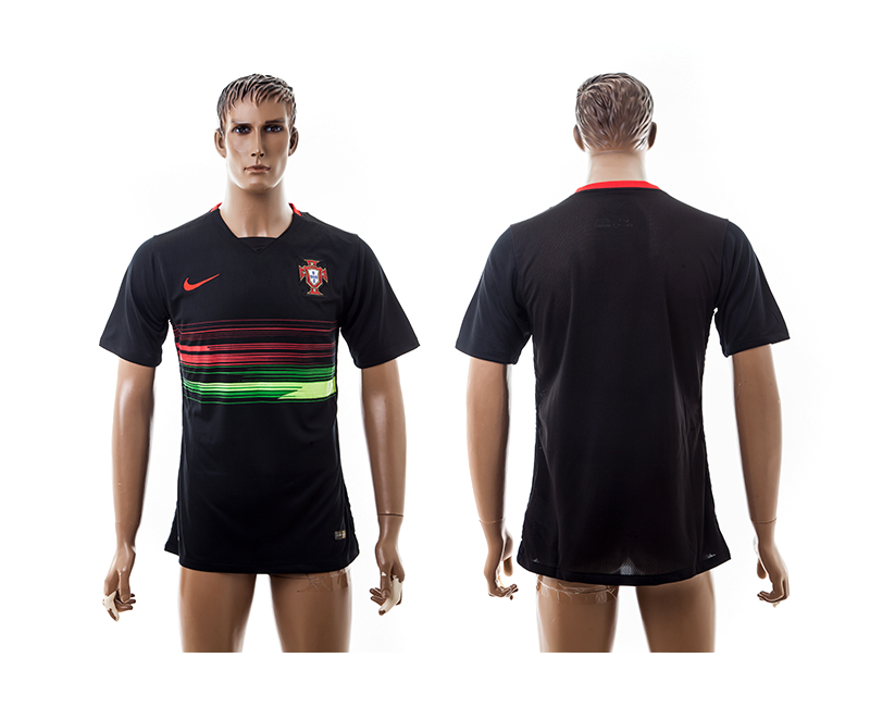 2015-16 Portugal Away Thailand Jersey