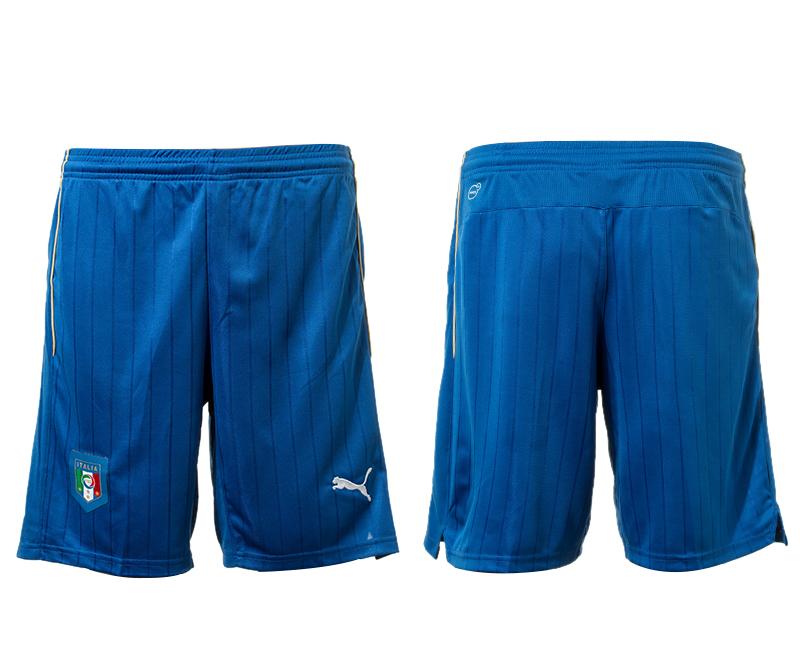 Italy Home Euro 2016 Shorts