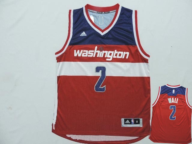 Wizards 2 Wall Red New Revolution 30 Jerseys