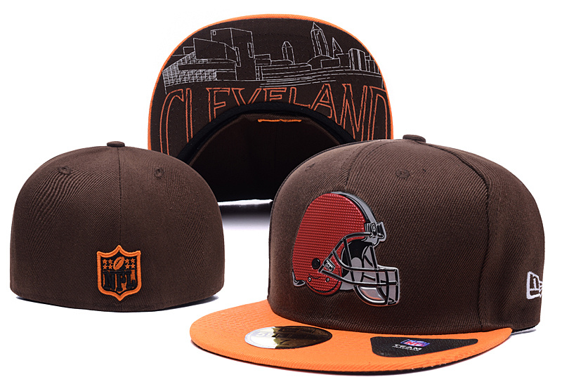 Browns Brown Size Cap LX
