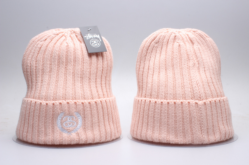 Stussy Pink Fashion Knit Hat YP