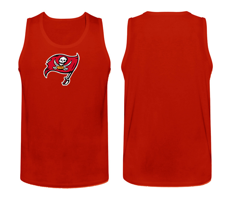 Nike Tampa Bay Buccaneers Fresh Logo Men's Tank Top Red