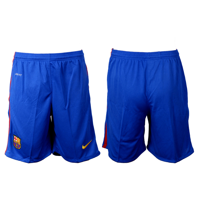 2016-17 Barcelona Home Soccer Shorts