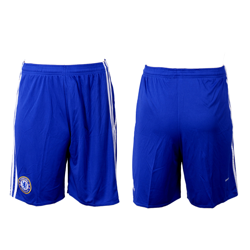 2016-17 Chelsea Home Soccer Shorts
