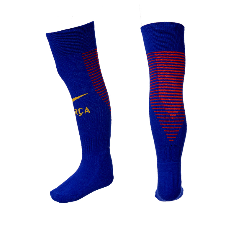 2016-17 Barcelona Youth Soccer Socks