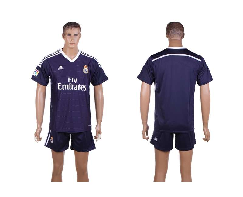 2014-15 Real Madrid Away Jerseys