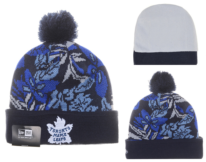 Maple Leafs Fashion Beanie YD