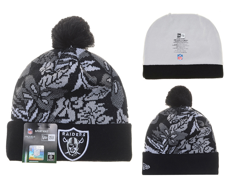 Raiders Fashion Beanie YD