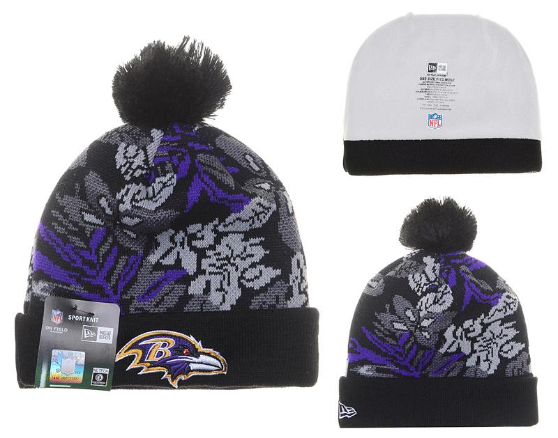 Ravens Fashion Beanie YD3