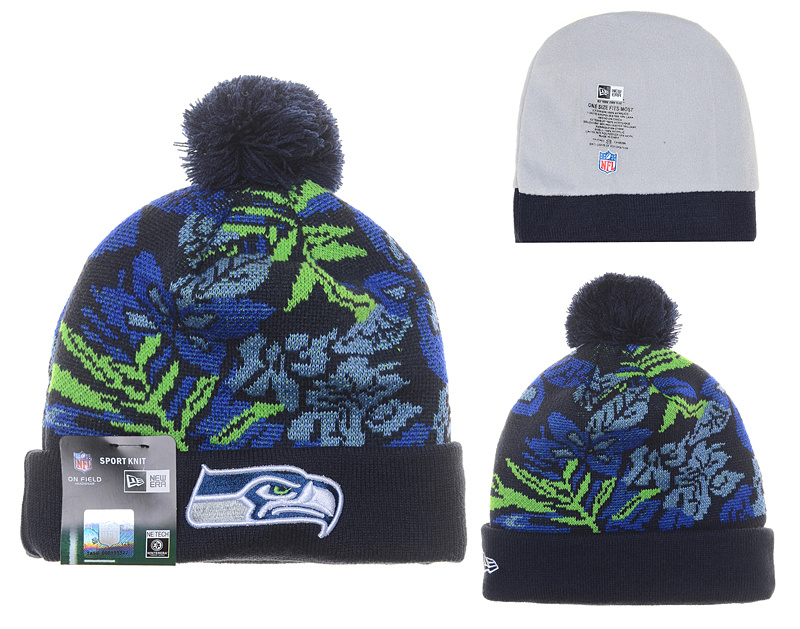 Seahawks Fashion Beanie YD2