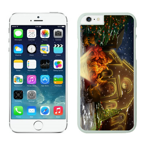 Christmas Iphone 6 Cases White12