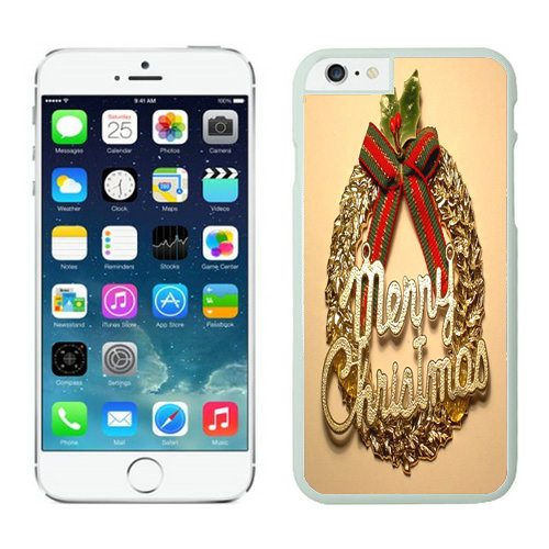 Christmas iPhone 6 Plus Cases White23