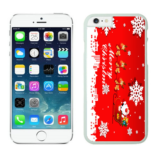 Christmas Iphone 6 Cases White31
