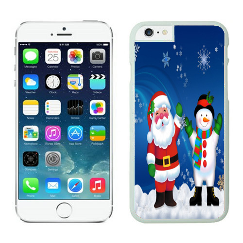 Christmas iPhone 6 Plus Cases White33