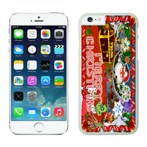 Christmas Iphone 6 Cases White35