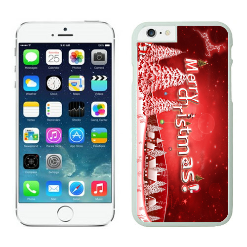 Christmas iPhone 6 Plus Cases White36