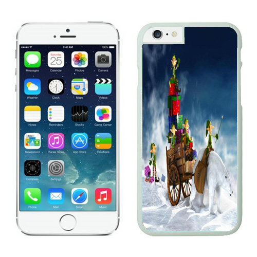 Christmas iPhone 6 Plus Cases White42