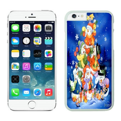 Christmas iPhone 6 Plus Cases White50