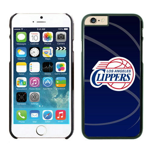 Clippers iPhone 6 Plus Cases Black02