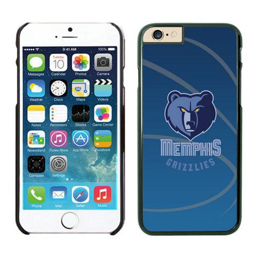 Memphis Grizzlies iPhone 6 Plus Cases Black08