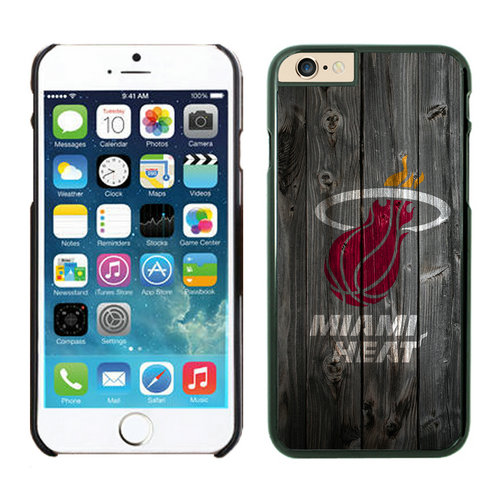 Miami Heat iPhone 6 Plus Cases Black03