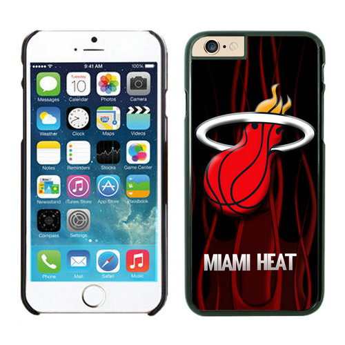 Miami Heat iPhone 6 Plus Cases Black04