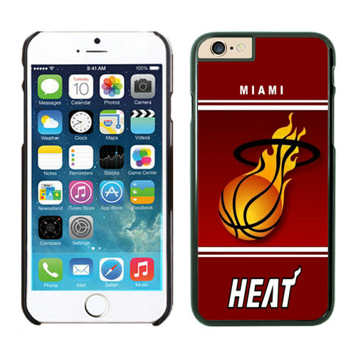 Miami Heat iPhone 6 Plus Cases Black05