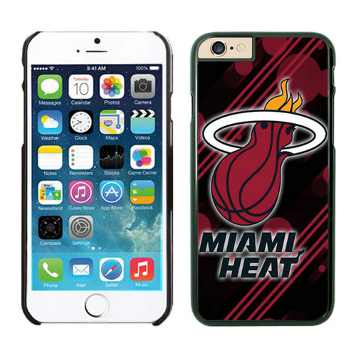 Miami Heat iPhone 6 Plus Cases Black07