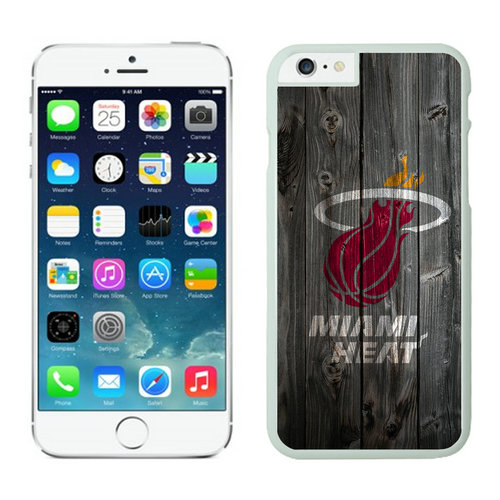 Miami Heat iPhone 6 Plus Cases White03