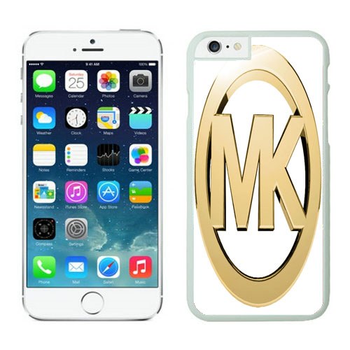 Michael Kors iPhone 6 White48