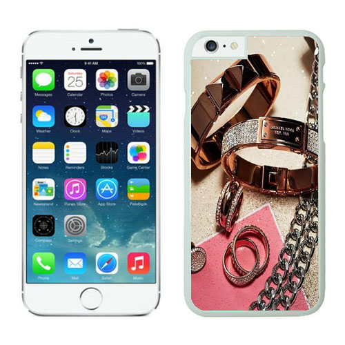 Michael Kors iPhone 6 White55