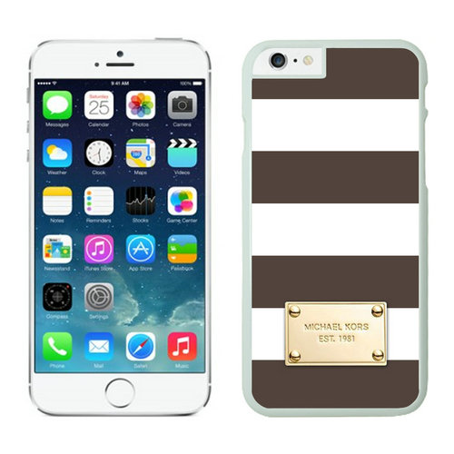 Michael Kors iPhone 6 White61