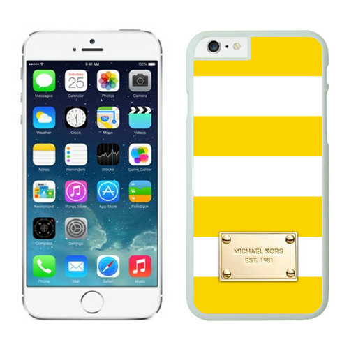 Michael Kors iPhone 6 White63