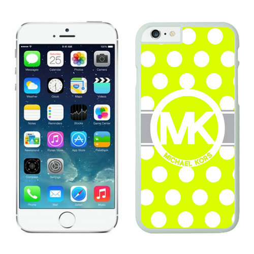Michael Kors iPhone 6 White73