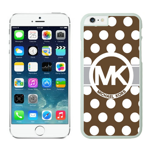 Michael Kors iPhone 6 White77
